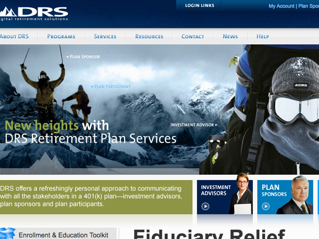 DRS Digital Retirement Solutions